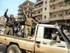 Turquía controla toda la región kurdosiria de Afrín