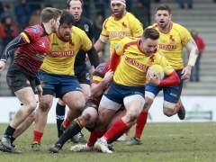 La Federación de Rugby pidió el cambio del árbitro del Bélgica-España