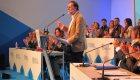 """Rajoy dice que """"ofrece pensiones seguras"""""""