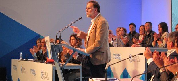 """Rajoy ve al populismo como """"enemigo de la libertad"""" y dice que España """"no necesita ocurrencias sino valores"""""""