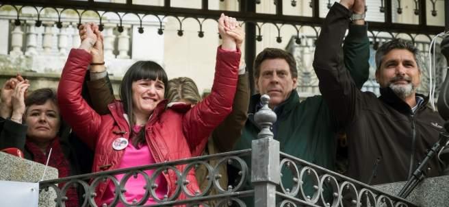 Concentración en Huelva por la prisión permanente revisable