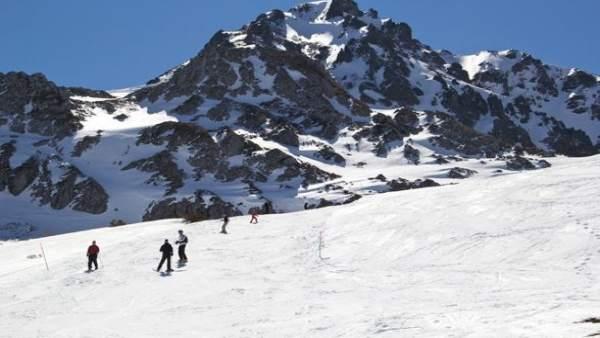 Imagen de archivo de la estación Fuentes de Invierno.