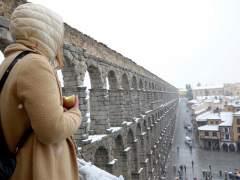 El temporal regresa este lunes y pone en alerta a casi toda España por viento y nieve