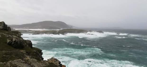 Hasta 41 provincias estarán mañana en riesgo por viento, nieve y fuerte oleaje