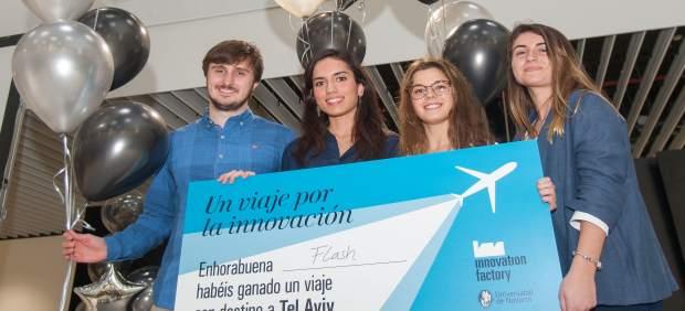 Un sistema de transporte de mercancías subterráneo, ganador del Innovation Fast Track de la Universidad de Navarra