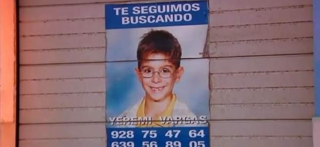 Once años sin Yéremi Vargas