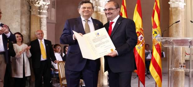 El Gobierno de Aragón traslada sus condolencias a familiares y amigos de Manuel López