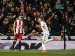 Cristiano Ronaldo lidera la goleada del Real Madrid ante el Girona