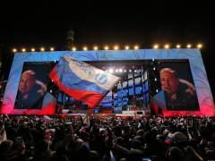 Putin arrasa en las presidenciales y es reelegido con el 76% de los votos
