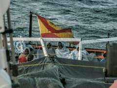 Italia se incauta del barco de la ONG española ProActiva Open Arms