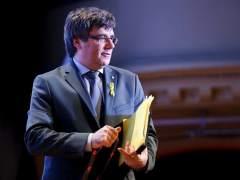 Puigdemont, abierto a que toda España se pronuncie sobre la cuestión catalana