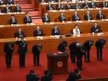 Cambios en el Gobierno de China