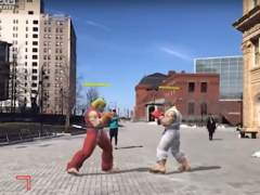 Street Fighter II Real World Warrior Edition