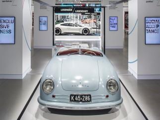 Porsche, 70 años de coches deportivos exclusivos