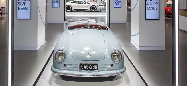 Primer Porsche matriculado