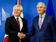 Londres y Bruselas cierran un acuerdo sobre el periodo de transición del 'brexit'