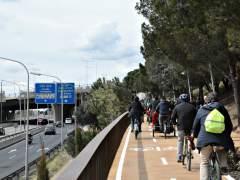 Barcelona y Esplugues ya están conectadas por un carril bici