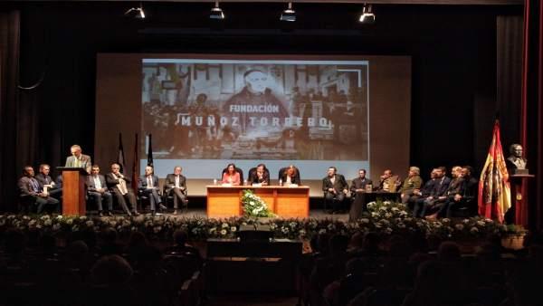 Constitución de la Fundación Muñoz Torrero