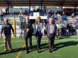 Inauguración del campo de fútbol Castilleja de la Cuesta