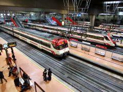 Renfe de Madrid: El 'Gran Hermano' que controla los trenes de Cercanías