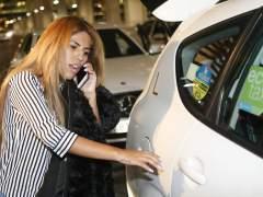 Chabelita se queda sin carnet de conducir