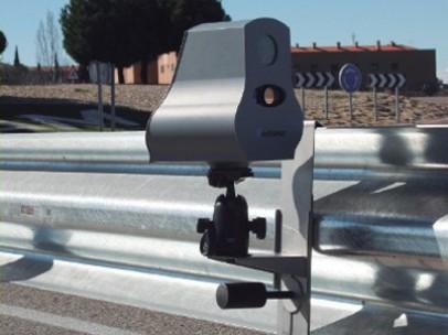 Radar portátil de la DGT