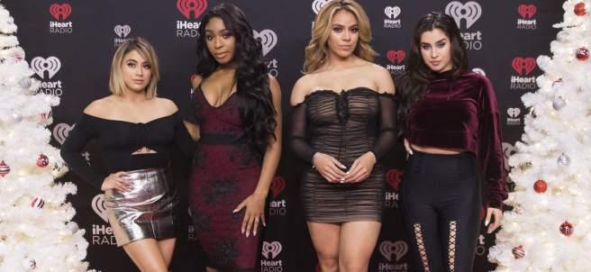 Integrantes de Fifth Harmony en el 2017.