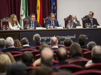 Inauguración del congreso internacional sobre Murillo