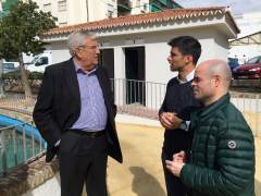 Actuaciones en parque y jardines de Vélez-Málaga