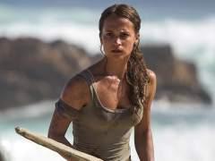 La nueva 'Tomb Raider' también convence en taquilla