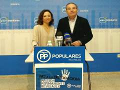 Patricia Navarro y Francisco Delgado Bonilla