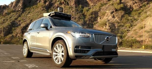 Uber no renovará su permiso para hacer pruebas con coches autónomos en California