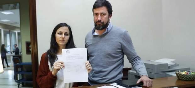 Ione Belarra y Antón Gómez-Reino, Podemos