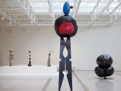 El Centro Botín reivindica al Miró escultor