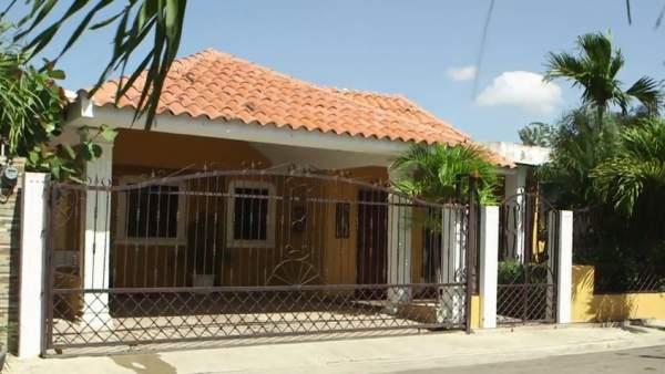 Casa de Ana Julia Quezada en República Dominicana