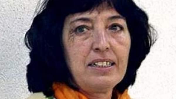 La etarra Belén González, en una foto de archivo