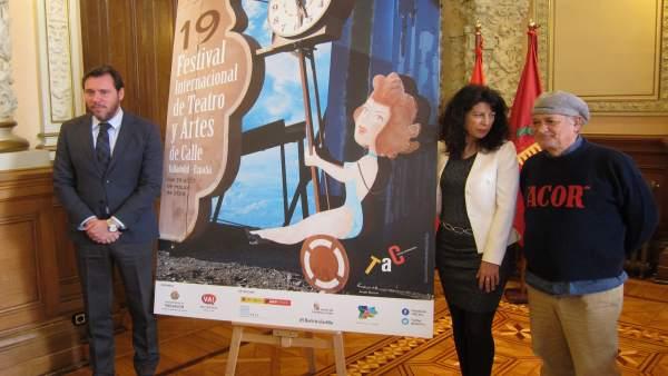 Presentación de la edición 19 del Festival de Teatro y Artes de Calle. 20-3-2018