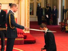 Ringo Starr, nombrado Caballero del Imperio Británico