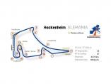 Circuito del Gran Premio de Alemania de F1