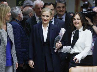 Cristina Cifuentes, en el Congreso