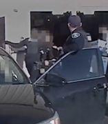 Ladrones en huida de la Policía