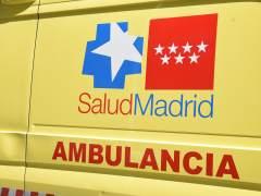 Dos niños mueren en un incendio en Getafe y su padre es hallado después muerto arrollado por un tren