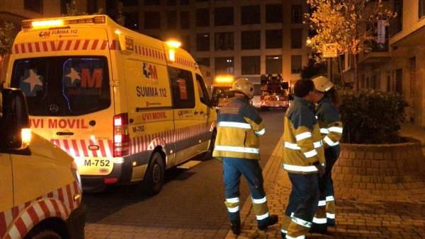 La autopsia de los niños de Getafe confirma que fueron ahogados antes del incendio de la vivienda