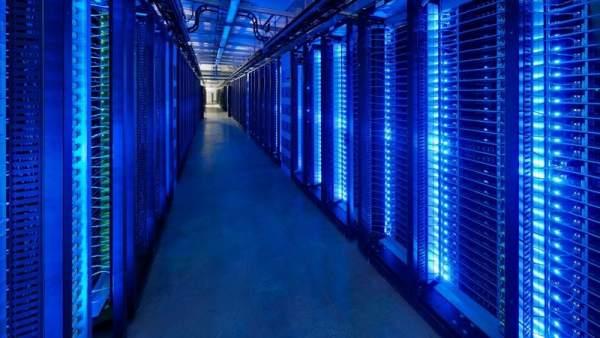 Centro de datos de Facebook