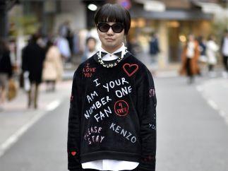 'Fashion victim emo'