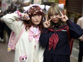 Dos chicas Maho