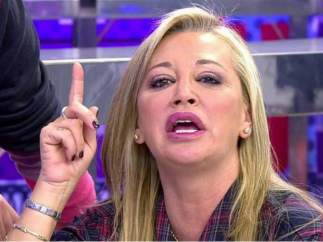 "Belén Esteban: ""Yo por mi hija ma-to"""