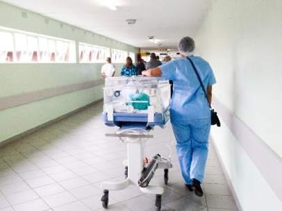 Médicos residentes