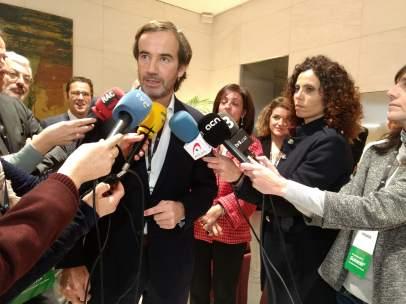 El presidente de Barcelona Global, Gonzalo Rodés.