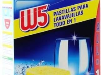 W5 Pastillas todo en 1